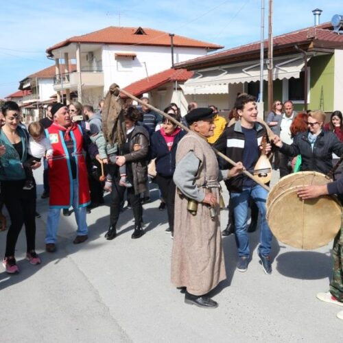 Το θρακιώτικο έθιμο του Καλόγερου με τις πανάρχαιες ρίζες αναβίωσε και φέτος στη Μελίκη