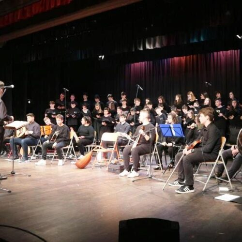 """Μουσικό Σχολείο Βέροιας """"Βρύση μου μαλαματένια"""" - Στους κύκλους του νερού και της παραδοσιακής μουσικής"""