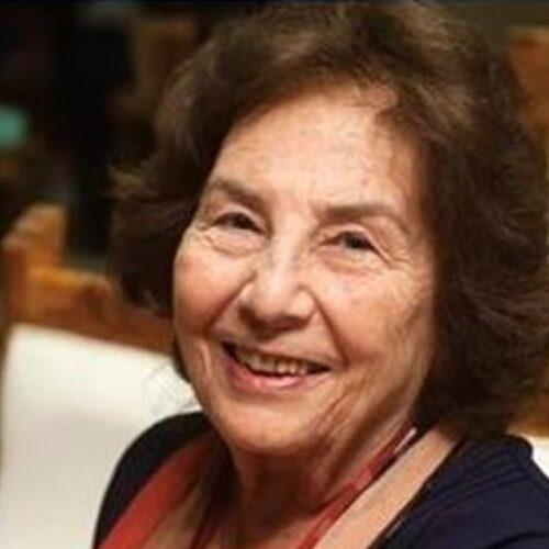 «Έφυγε» πλήρης ημερών η σπουδαία συγγραφέας Άλκη Ζέη