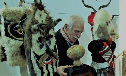 """""""Balkan Masks""""-  Συλλογή Γιώργη Μελίκη στη γκαλερί """"Παπατζίκου"""", Τρίτη 18 Φεβρουαρίου"""