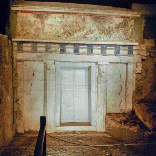 Αγγελική Κοτταρίδη: «Αναγκαστική βεβαιότητα η ταύτιση του νεκρού του επίμαχου τάφου των Αιγών με τον Φίλιππο Β΄»