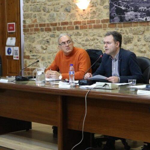 Δημοτικό Συμβούλιο Βέροιας. Θέσεις, αντιπαραθέσεις και υψηλοί τόνοι