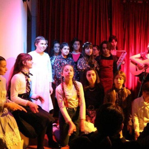 Μια τρυφερή βραδιά αφιερωμένη σε τραγούδια της αγάπης από το Ωδείο Φίλιππος Βέροιας
