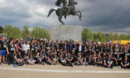 """Η Εύξεινος Λέσχη Βέροιας καλεί για συμμετοχή στον 15ο Διεθνή Μαραθώνιο """"Μέγας Αλέξανδρος"""""""