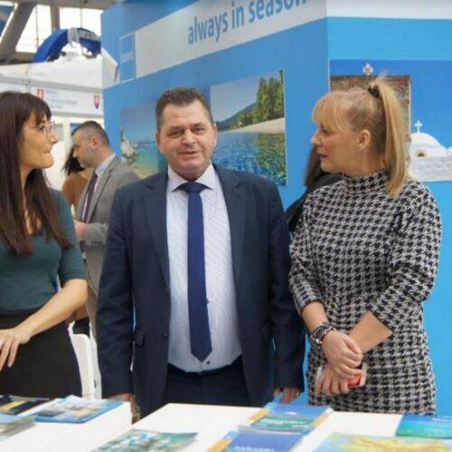 Σε έκθεση τουρισμού στο Βελιγράδι  ο Κώστας Καλαϊτζίδης