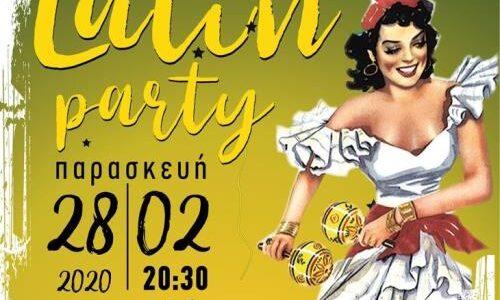Σε Μασκέ Latin Party προσκαλεί η ΚΕΠΑ Δήμου Βέροιας