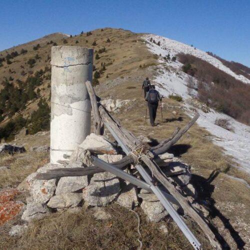 Βέρμιο: Ανηφορίζοντας από τον Αγ. Νικόλαο Νάουσας για την Υπαπαντή και τις Δίδυμες κορυφές