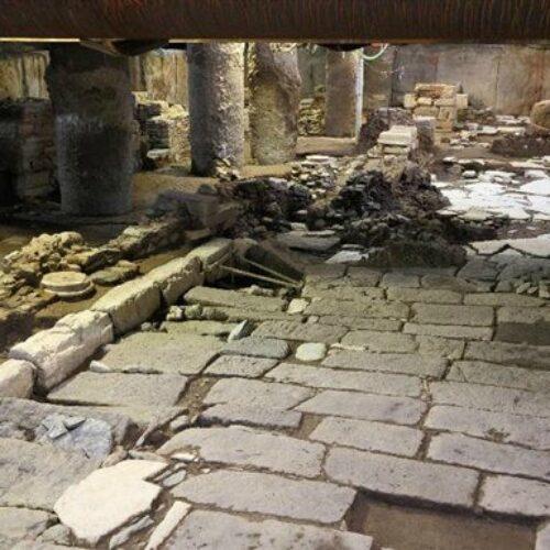Το ΕΚΒΜΜ για την διάσωση του Βυζαντινού Σταυροδρομιού της Θεσσαλονίκης