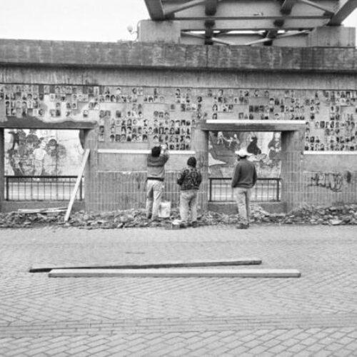Ο Χιλιανός φωτορεπόρτερ Claudio Pérez στη Θεσσαλονίκη