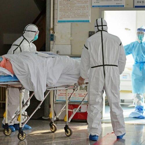 Κίνα - κορονοϊός: Πάνω από 50 νεκροί ημερησίως - Κρουαζιέρα τρόμου στην Ιαπωνία (video)