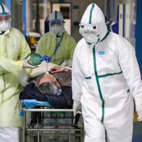 Kίνα - κορωνοϊός: Άλμα θανάτου στους 108 νεκρούς σε μια ημέρα - Έσπασε το φράγμα των 1000 νεκρών!