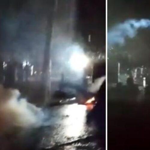 Έβρος: Ολονύχτιες συγκρούσεις και δακρυγόνα - Βίντεο ντοκουμέντο
