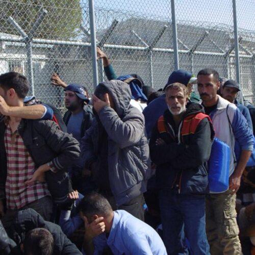 """""""Νησιά - φυλακές για πρόσφυγες και μετανάστες"""" γράφει ο Δημήτρης Μηλάκας"""