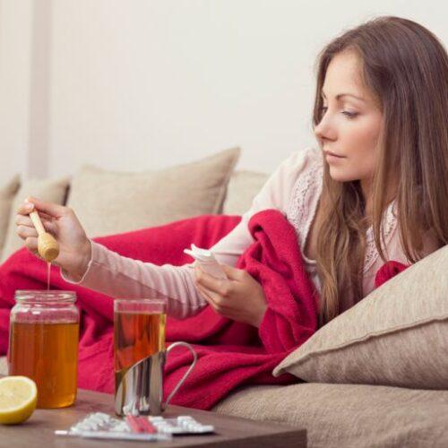 Γρίπη - ιώσεις: Πώς θα ενισχύσετε το ανοσοποιητικό σας