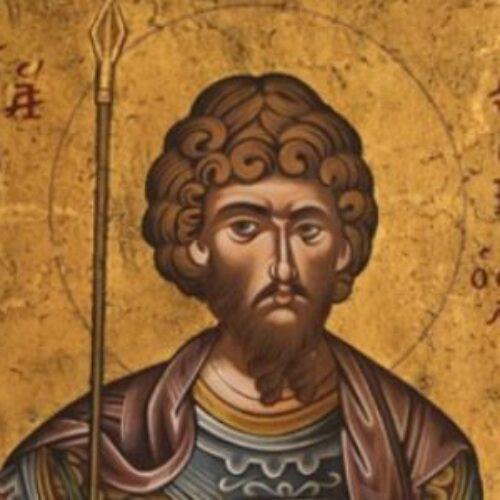 """""""Οι Άγιοι Θεόδωροι"""" δια χειρός Συμεών Ματσκάνη"""