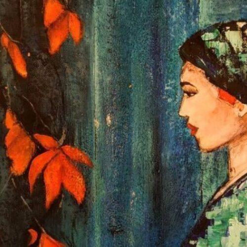Η γυναίκα στη ζωγραφική της Εύας Αμνιώτη
