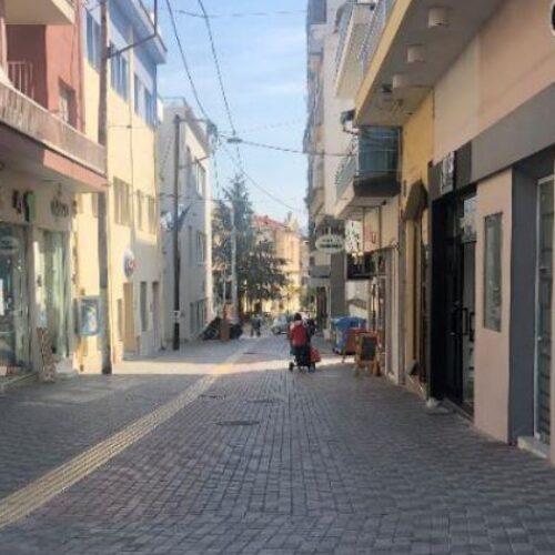 Βέροια - Κορωνοϊός: Κλείνουν τα εμπορικά καταστήματα
