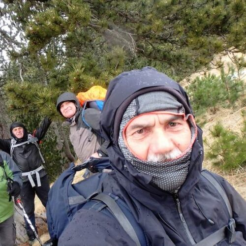 Όλυμπος: Από τη Σκανδαλιάρα προς την κορυφή Ράχη Αρβανίτη