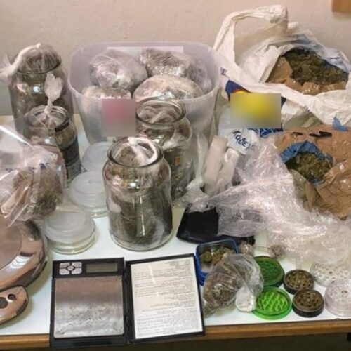 Από το Τμήμα Ασφάλειας Πέλλας εξαρθρώθηκε εγκληματική οργάνωση διακίνησης ναρκωτικών ουσιών