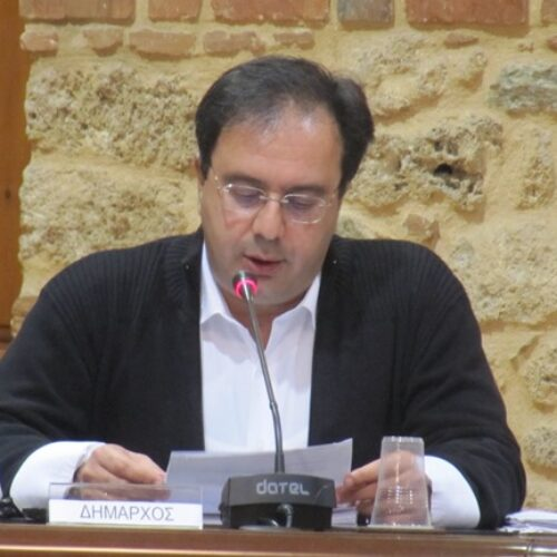 """Κορωνοϊός - Δήμαρχος Βέροιας:  Ας γίνει το """"διάγγελμα"""" των 18:00 μια σύντομη παρένθεση"""