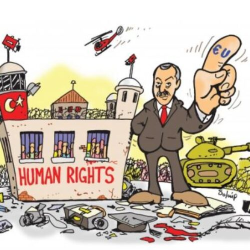 """""""Διαρκής η ένταση στα ελληνοτουρκικά - Στρατηγική Ερντογάν για εξάντληση των ελληνικών αντιστάσεων σε όλα τα επίπεδα"""" γράφει ο Δημήτρης Μηλάκας"""