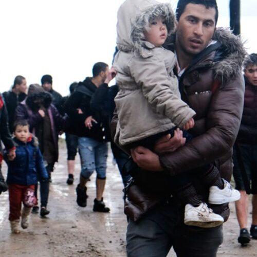 Οικολογία - Πράσινη Λύση: Απαράδεκτες οι συνθήκες στην δομή προσφύγων στην θέση Κλειδί του Δήμου Σιντικής