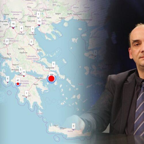 """""""Πλασματικά τα κρούσματα κορωνοϊού στην Ελλάδα - Να γίνει έλεγχος στον πληθυσμό"""""""