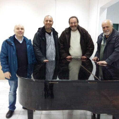 Το Μουσικό Σχολείο Βέροιας ευχαριστεί για δωρεά πιάνου