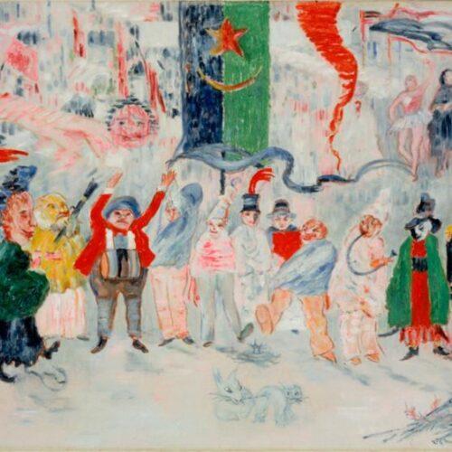 Διάσημοι πίνακες ζωγραφικής με θέμα το καρναβάλι