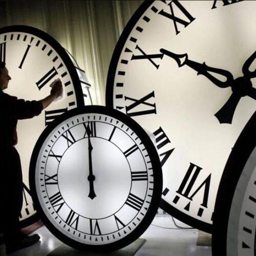 Αλλαγή ώρας: Σε ισχύ η θερινή ώρα  από τα ξημερώματα της Κυριακής 29 Μαρτίου