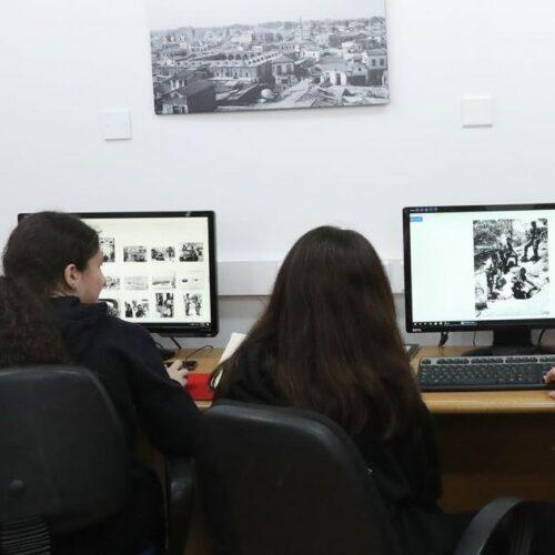Τηλεδιασκέψεις για υποστήριξη και ενημέρωση εκπαιδευτικών σχολείων Κ. Μακεδονίας
