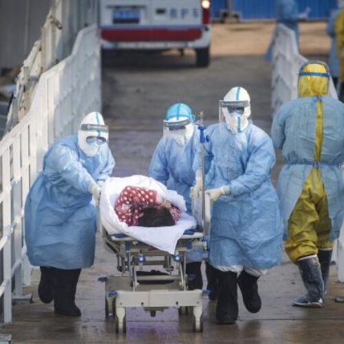 Κορονοϊός: Άλλοι 360 νεκροί σε μία μέρα στην Ιταλία
