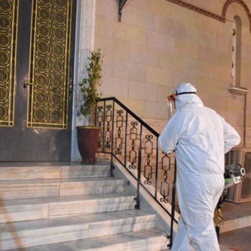 Κορονoϊός: Παρατείνονται τα περιοριστικά μέτρα για τις εκκλησίες