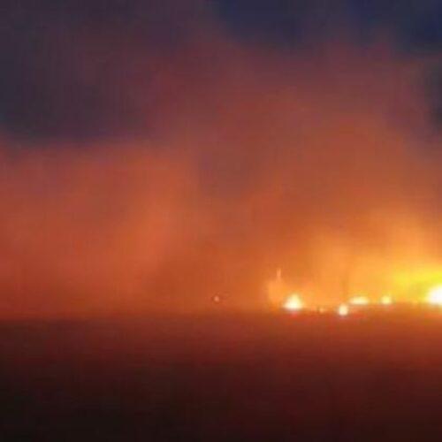 Νέα επεισόδια στον Έβρο: Φωτιές και απόπειρα για να πέσει ο φράχτης - Εκτεταμένη ρίψη χημικών
