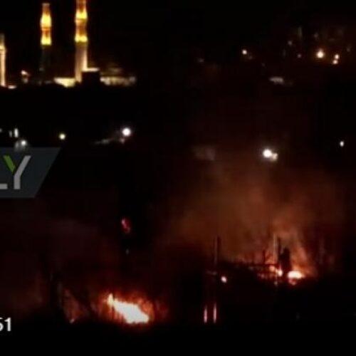 Έβρος: Νέα ένταση στις Καστανιές - Πέφτουν χημικά από την τουρκική πλευρά