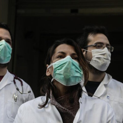 Σύλλογοι Φοιτητών Ιατρικής: Εμείς θα συμβάλουμε στη μάχη - Η κυβέρνηση να πάρει μέτρα για να είμαστε αποτελεσματικοί