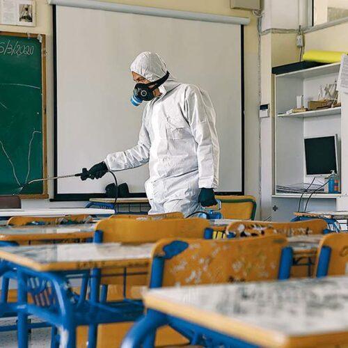 Κορωνοϊός: Κλείνουν για δύο εβδομάδες όλα τα σχολεία