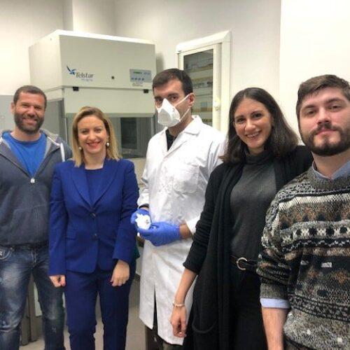 Κορωνοϊός - Ελλάδα: Σπρέι με νανοσωματίδια  από το ΑΠΘ εξουδετερώνει τον ιό (photos)