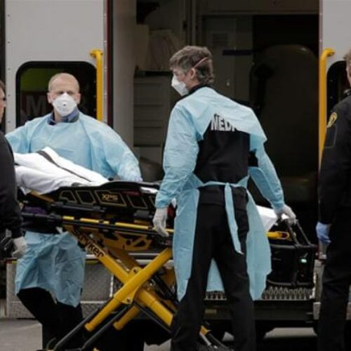 Κορονοϊός - ΗΠΑ: Στους 1.891 οι νεκροί, πάνω από 115.000 τα κρούσματα