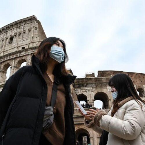 """Ιταλία: """"καλπάζει"""" ο κορονοϊός - 793 οι νεκροί το τελευταίο 24ωρο"""