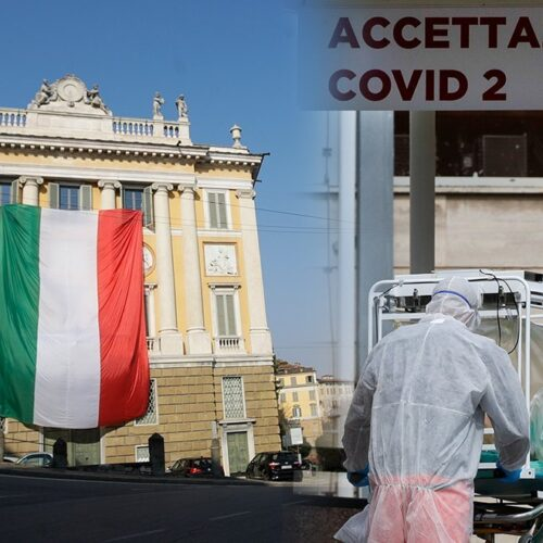Κορονοϊός: Νέα έκρηξη θανάτων στην Ιταλία - 6.820 συνολικά οι νεκροί, 743 νεκροί σε 24 ώρες