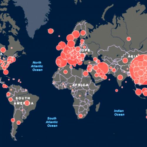 Κορονοϊός: Ξεπέρασαν τις 30.000 οι νεκροί σε όλον τον κόσμο - Τα δύο τρίτα έχουν καταγραφεί στην Ευρώπη