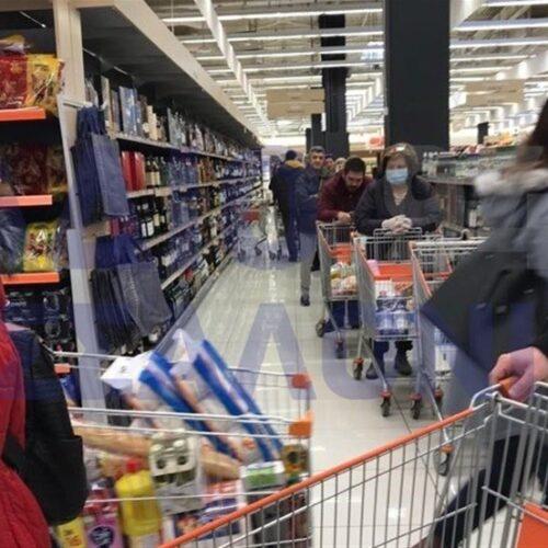 Το ΚΚΕ για τη σημερινή κατάσταση στα σούπερ μάρκετ