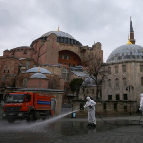 Κορονοϊός - Τουρκία: Στους 108 οι νεκροί, 7.402 τα επιβεβαιωμένα κρούσματα