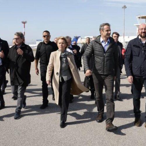 Μητσοτάκης: Δεν πέρασαν οι απειλές Ερντογάν