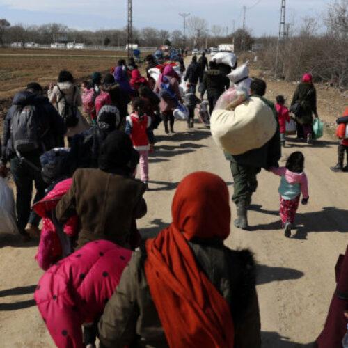 Έβρος: Αλλαγή στάσης της Τουρκίας - Αδειάζουν τα σύνορα από πρόσφυγες και μετανάστες