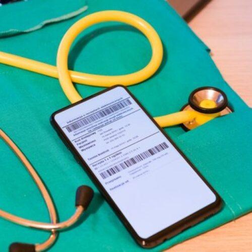 Τα τηλέφωνα του Κέντρου Υγείας Βέροιας - Οδηγίες  για «Άυλη συνταγογράφηση»