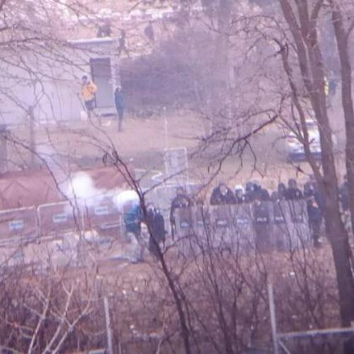 Έβρος: Τουρκική διμοιρία ρίχνει δακρυγόνα στην ελληνική πλευρά (videos)