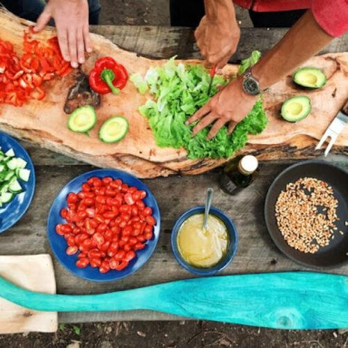 ΕΟΔΥ - Κορονοϊός: Συμβουλές για το μαγείρεμα
