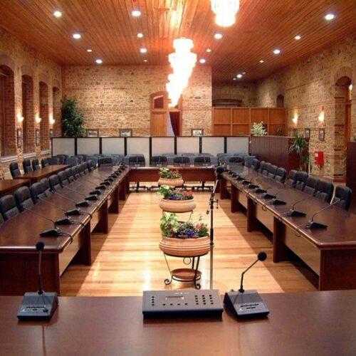 Πρόσκληση συνεδρίασης του Δημοτικού Συμβουλίου Βέροιας